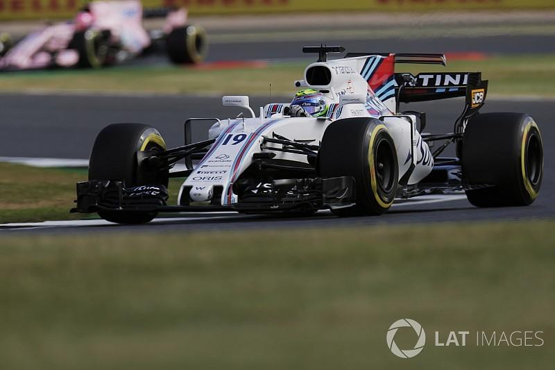Масса рассказал о возвращении прежней скорости Williams