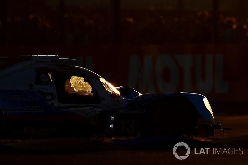 GALERÍA: las mejores imágenes de la primera mitad de Le Mans