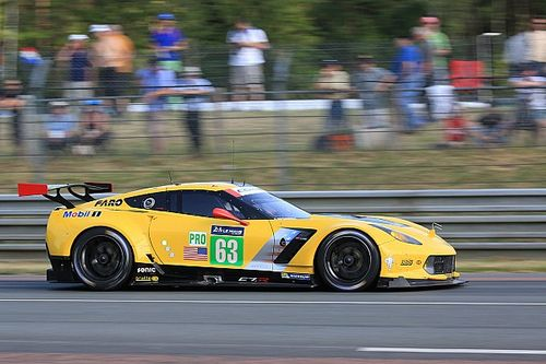 Taylor says Corvette is best he's ever driven at Le Mans