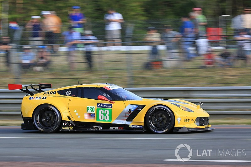 Taylor Says Corvette Is Best He S Ever Driven At Le Mans