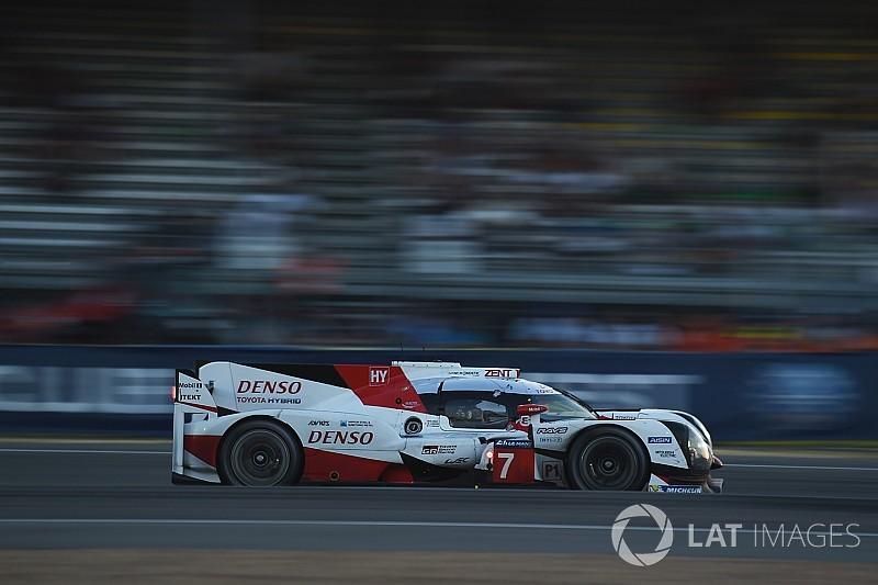Toyota segue na frente, mas perde 1-2; Nelsinho é 1º na LMP2