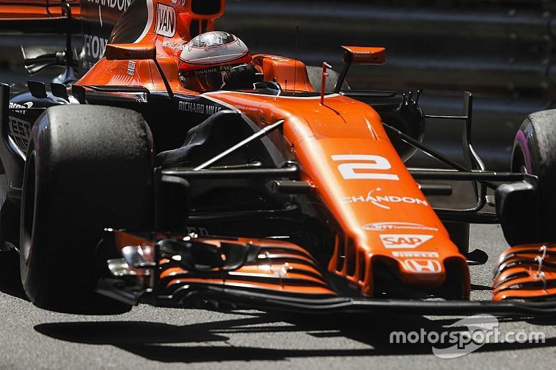 Булье оценил эффективность новинок McLaren в 95%