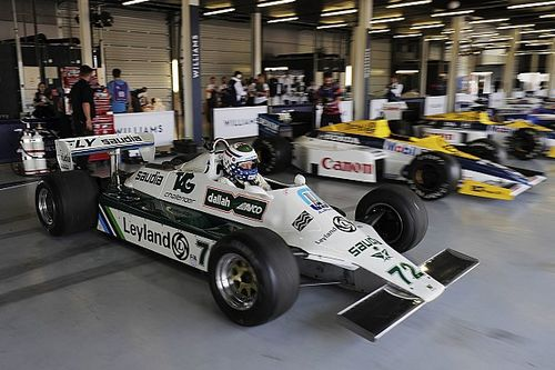 VIDEO: Suara 40 tahun sejarah Williams di Formula 1