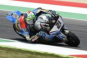 Moto2 Italia: Morbidelli rebut pole position dari Marquez