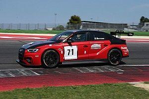 Bettera al Salzburgring con l'Audi della Pit Lane Competizioni