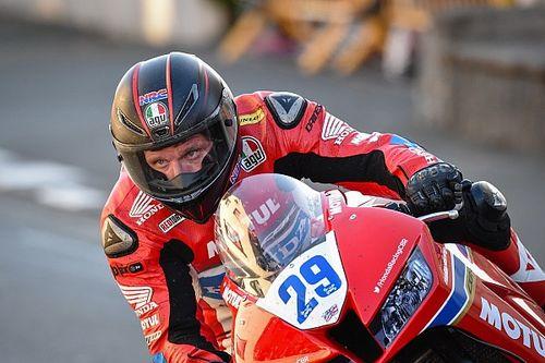 Гай Мартин снялся с главной гонки Isle of Man TT