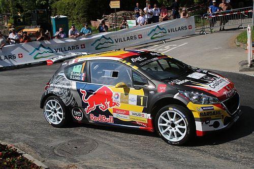 Rallye du Chablais : Carron devant Loeb après les deux premiers essais