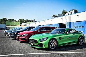 AMG Driving Academy, adrenalina sotto controllo