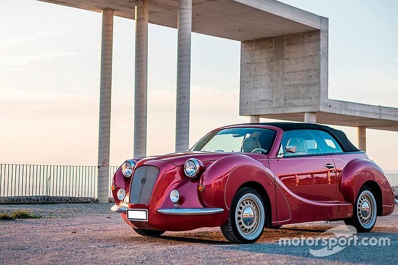Así es Hurtan, el fabricante artesanal (y español) de coches clásicos