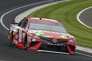 NASCAR Cup Qualifiche Kyle Busch firma la pole position alla Brickyard 400
