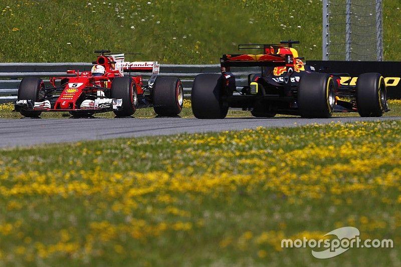 Die schönsten Fotos vom F1-GP Österreich in Spielberg: Freitag