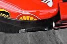 В Ferrari усилили область днища, вызывавшую вопросы у соперников