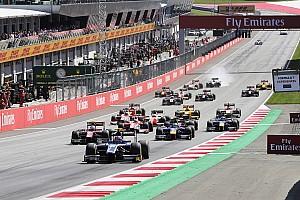 FIA F2 Noticias de última hora La F2 anuncia el calendario 2018 con más carreras