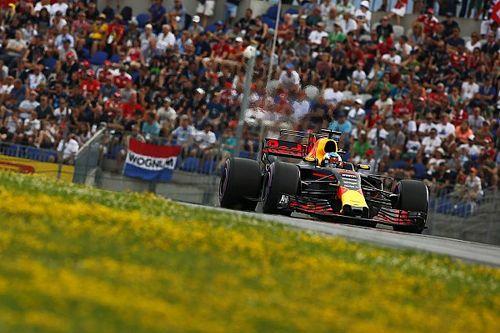 """Ricciardo blij met thuisfans: """"Podium Max van vorig jaar motiveerde me"""""""
