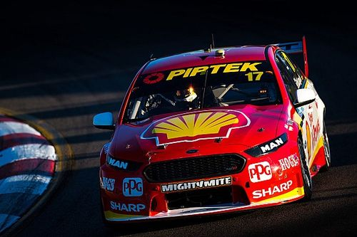 Townsville Supercars: McLaughlin storms to provisional pole