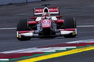 Quinta pole consecutiva de Leclerc en la Fórmula 2