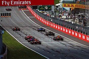 Las penalizaciones de la temporada 2017 de F1