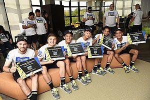 Six participants à la troisième édition du VR46 Master Camp