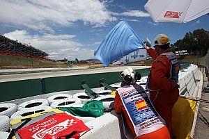 FIA akan uji coba sistem baru bendera biru