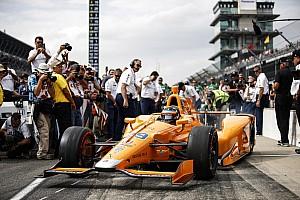 IndyCar Qualifiche Live video: Alonso tenta l'assalto alla pole della Indy 500