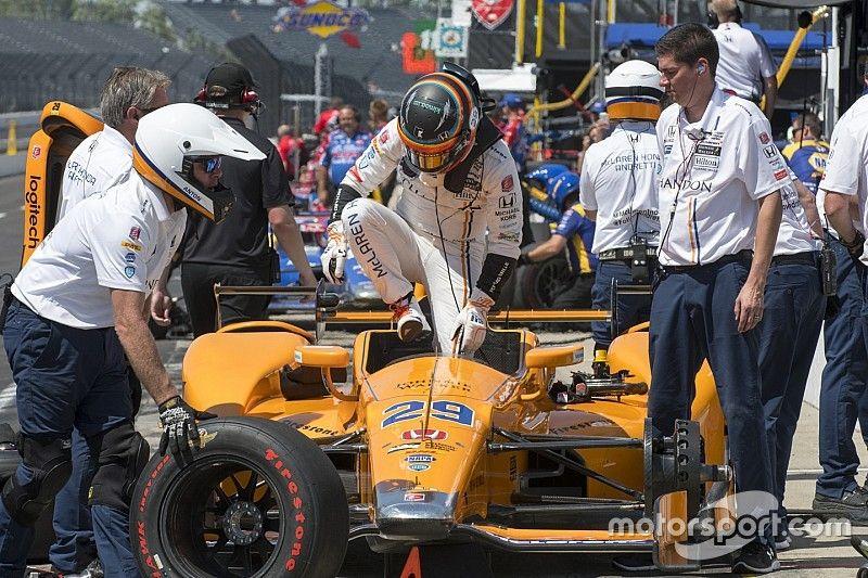 Alonso sigue sin tener claro su programa para 2019