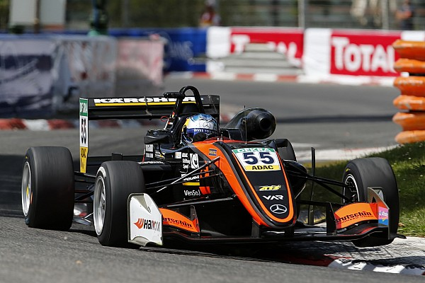 Wegen Van Amersfoort Racing en F3-coureur David Beckmann scheiden per direct