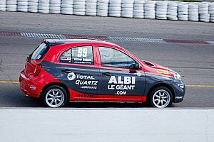 Olivier Bédard takes first victory of the season