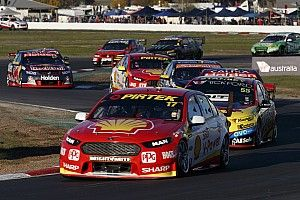 Supercars not concerned by Network Ten issues