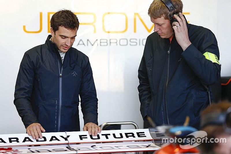 Mercato, Jérôme D'Ambrosio resterà alla Dragon Racing
