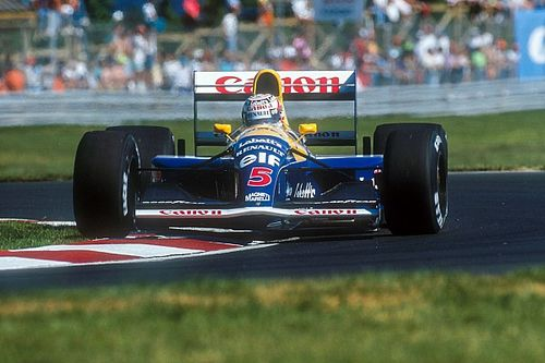 1991 Canadian Grand Prix - Mansell gives away victory to Piquet