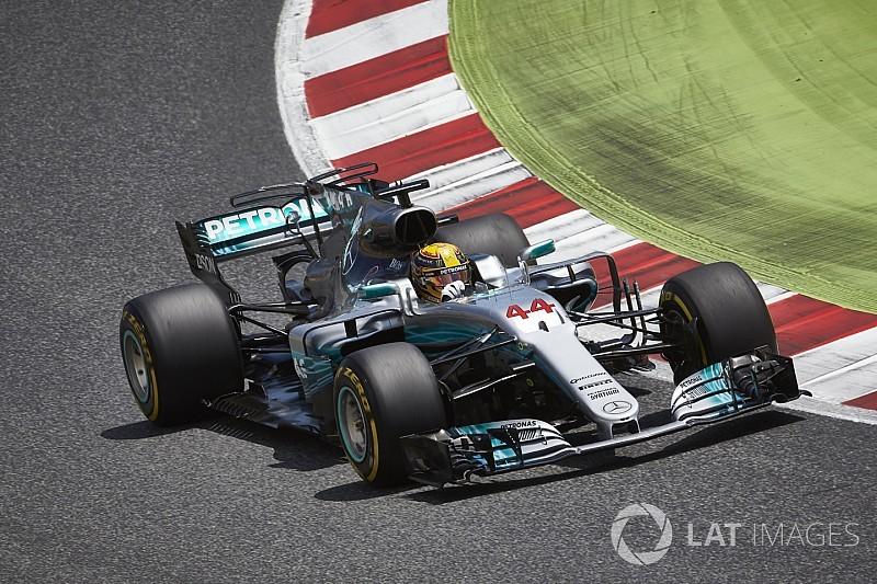 スペインのタイヤ選択発表。メルセデスは用心深いアプローチを採用