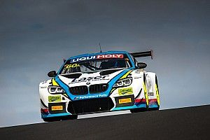 Glock, Eng land BMW Bathurst drive