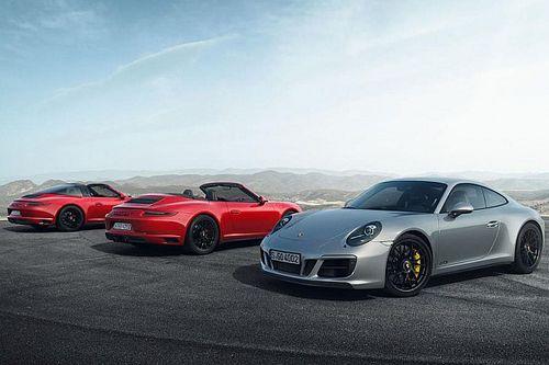 涡轮替换自吸,保时捷发布新款911 GTS