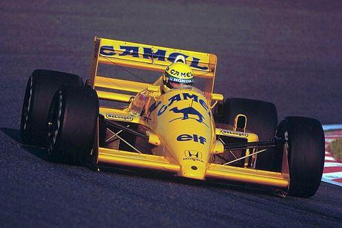 Galeri: Pembalap dan tim Formula 1 musim 1987