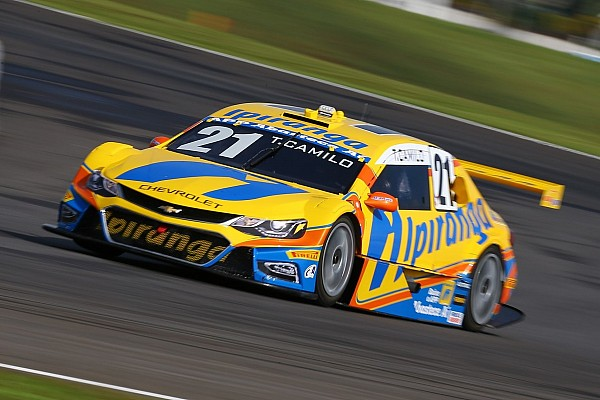 Stock Car Brasil Thiago Camilo overcomes Cacá Bueno and wins pole at Velopark