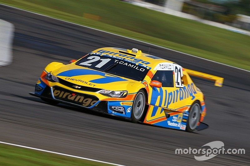 Camilo from pole and Zonta from 16th are the winners at Londrina
