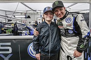 World Rallycross Ultime notizie Il figlio di Solberg diverrà il pilota più giovane della storia nel RallyCross