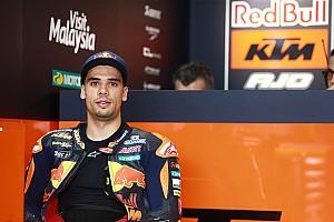 Moto2 Relato de classificação Oliveira é pole em treino frenético; Morbidelli é 2º
