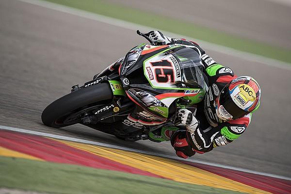 Superbike-WM 2017: Alex de Angelis fliegt bei Pedercini raus