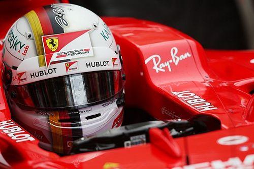 2017 Çin GP 3. antrenman: Vettel ve Raikkonen zirvede, Mercedes'ler geride kaldı