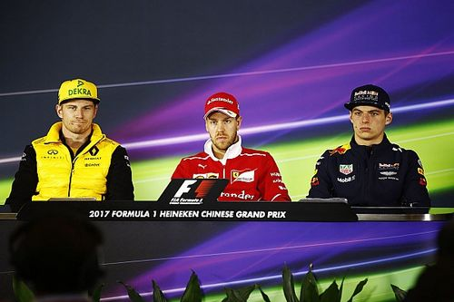 Chinese GP: Thursday's Press Conference