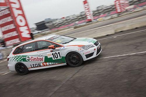 Motor Show, SEAT León ST TCS: i finalisti sono Volpato e Greco