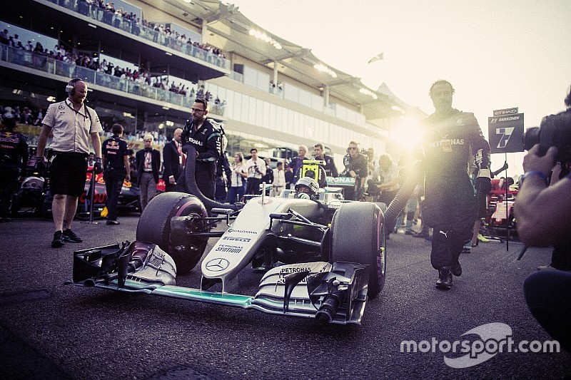 "Ferrari not expecting a ""weaker"" Mercedes after Rosberg's exit"
