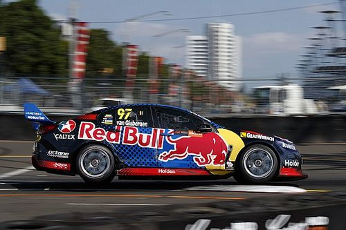 New champ van Gisbergen may decline #1 in 2017