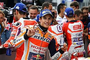 MotoGP Últimas notícias Pole, Márquez diz que teste em Brno foi crucial para melhora
