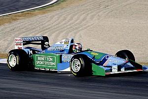 F1 Noticias de última hora Mick Schumacher manejará el Benetton 1994 en homenaje a su papá