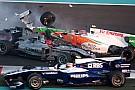 La FIA mostró la eficacia del Halo en accidentes ocurridos