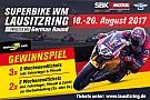 Superbike-WM Gewinnspiel: Gewinne Tickets für die Superbike-WM am Lausitzring