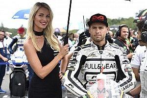 """GP de France MotoGP : Les grid girls, """"un métier comme un autre"""""""