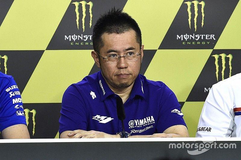 La reestructuración de Yamaha se lleva por delante a Tsuya, el jefe de proyecto